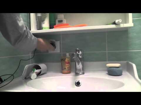 Где в ванной комнате поставить розетку? (История одной розетки)