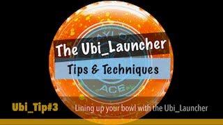 UBI Launcher Bowls Delivery Aid
