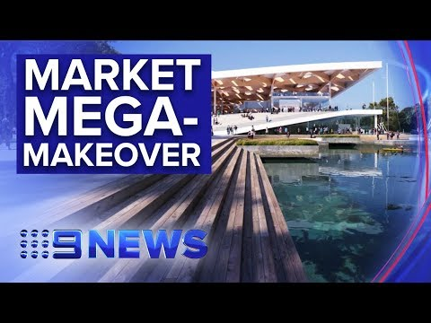 Huge $750m Development Now Planned For Sydney Fish Market | Nine News Australia