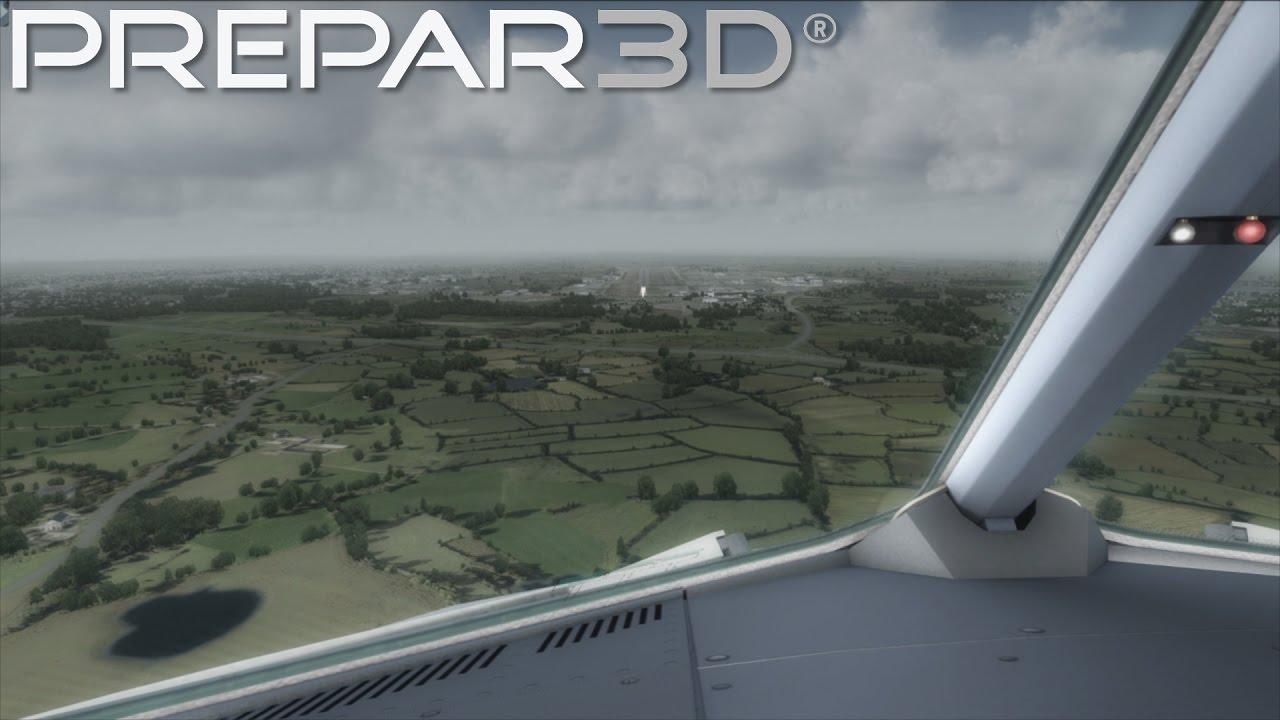 prepar3d free flight