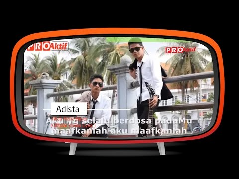 Adista - Allah Maha Besar (Official Lyric Video)