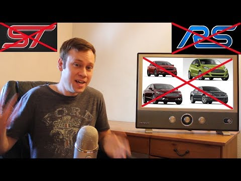 Ford Kills All Their Sedans and Other News! Weekly Update