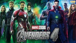 ¿De qué tratará Avengers 4? - No Podrás Creer Lo Que Pasara