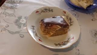 Тающий во рту медовый торт. Вы такого еще не пробовали!!!