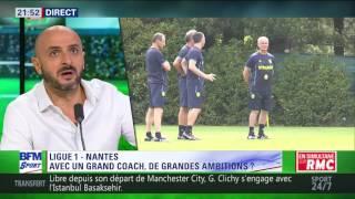 After Foot du vendredi 07/07 – Partie 4/7 - Focus sur le FC Nantes