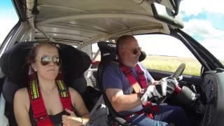 Preparations for The Austrian Rallye Legends 2016