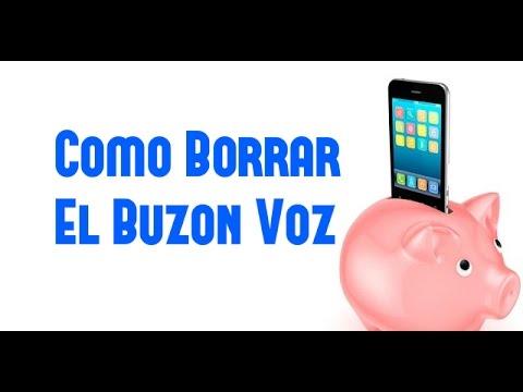 Como Quitar  El Buzon De Voz De Manera Facil Y Sencilla (para Todas Las Companias)
