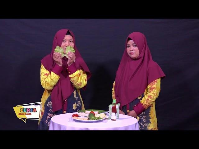 CERIA (Cerdas Riang Gembira) (KB) Eps. 9 Pembelajaran Sentra Cooking