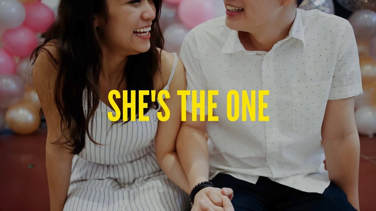 Video how I knew she was THE ONE ❤️ | #QandNate