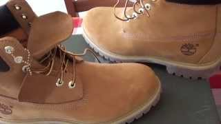 Timberland Boots 2014-2015 unboxing