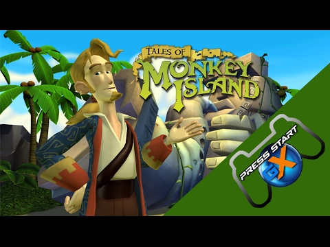 Democracy makes life worth living!  Tales of Monkey Island - Press Start EP16 w/KillerHawk91