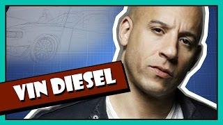 Vin Diesel | Lápis Grafite | SpeedArt