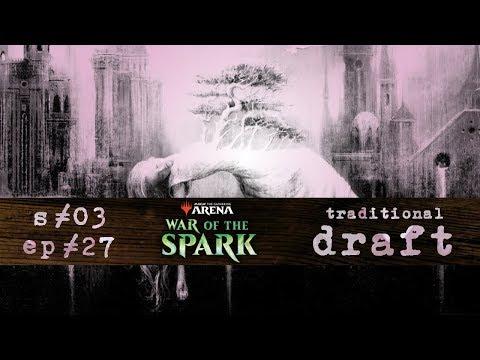 radio Kyoto s03 ep27 | War of the Spark Draft | MTG Arena