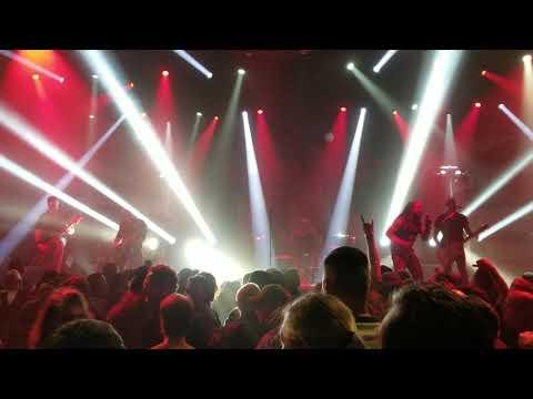 Sevendust - Denial (Live) Raleigh, NC 10-30-18