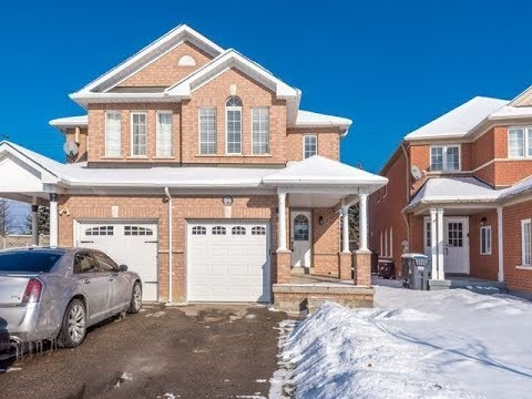 Brampton 3BR 3WR House For Sale