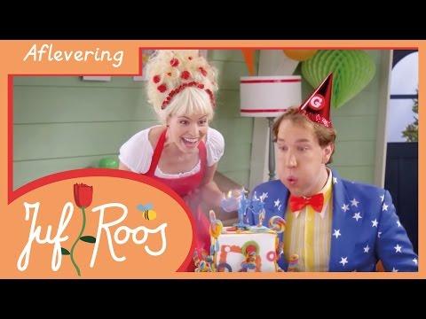 Juf Roos • Verjaardag • Aflevering