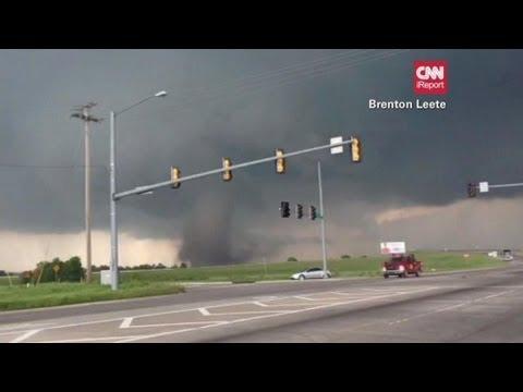 La tornade d'Oklahoma en images - 21/05
