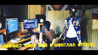 GUIS B MONTANA au studio M3 music bientôt nouveau son yèrèbalo (BOLON KONO)