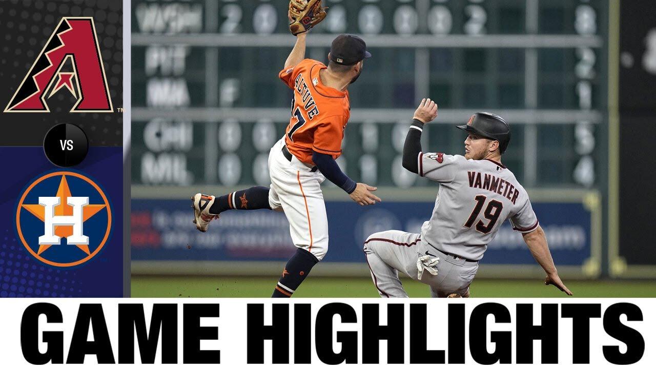 Download D-backs vs. Astros Game Highlights (9/17/21) | MLB Highlights