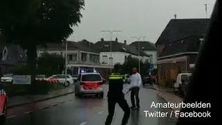 Messenzwaaier neergeschoten door Politie Winterswijk