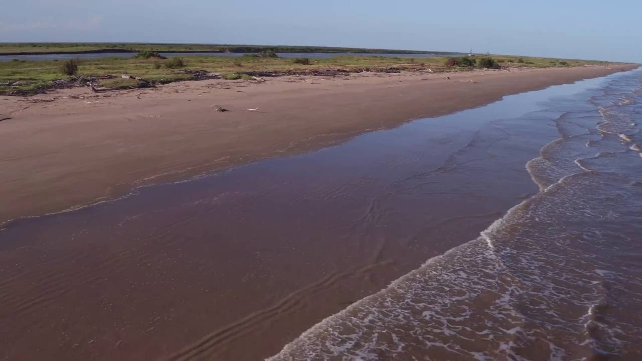 Sargent Texas The Island Beautiful Quiet Beach You Can Drive On