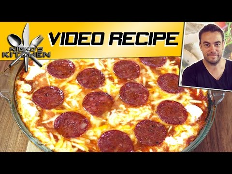 How to make Pizza Dip | Nicko's Kitchen