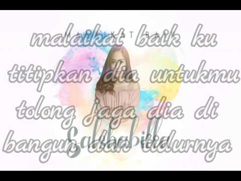SALSHABILLA - MALAIKAT BAIK (Lirik Video)