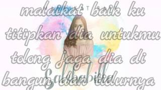 Video SALSHABILLA - MALAIKAT BAIK (Lirik Video) download MP3, 3GP, MP4, WEBM, AVI, FLV Agustus 2018