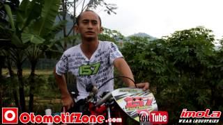 OZ Racing News - Eko kodok waktu terbaik Drag Bike trek nanjak - Wado Sumedang