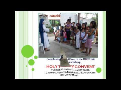 Trinitarian Handmaids of the Divine Word