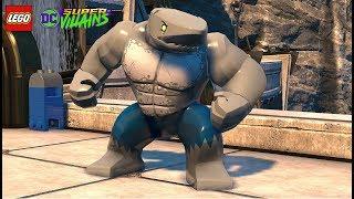 LEGO DC Super Villains King Shark Free Roam Gameplay