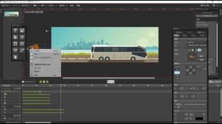 マウスでHTML5アニメーションを作る!! WebAnimator Plus