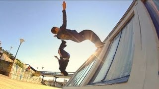 Parkour and Freerunning 2013 - No Fear