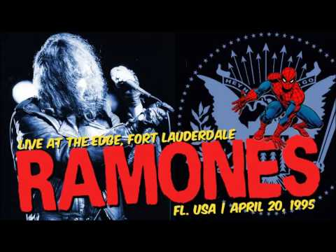 Ramones - The Edge, Ft. Lauderdale (USA 20/04/1995)