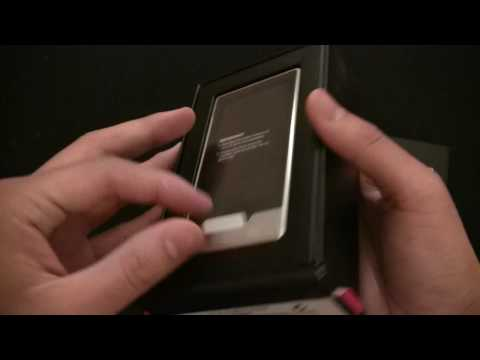 Microsoft Zune HD 32GB Unboxing Preview 720P