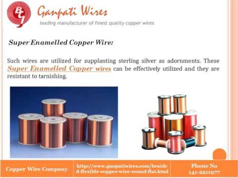 Copper Wire Products and it\'s amazing Uses - YouTube
