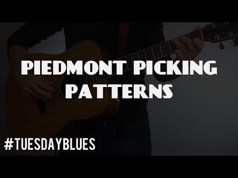 TB 035 Piedmont Blues Picking Patterns