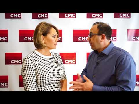 CMC Power of 3 Conference- Maria Elena Salinas - YouTube