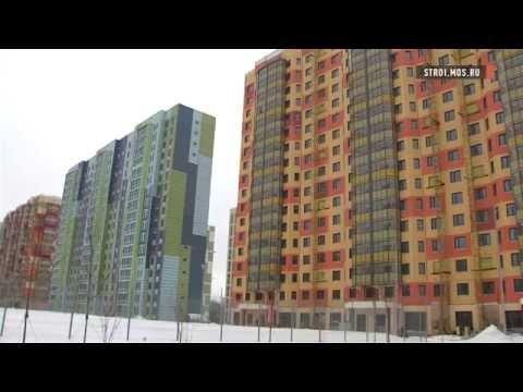 В Москве больше не будут строить одинаковые дома