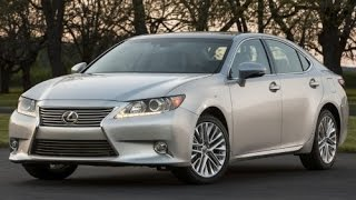 2015 lexus es350 start up and review 35 l v6