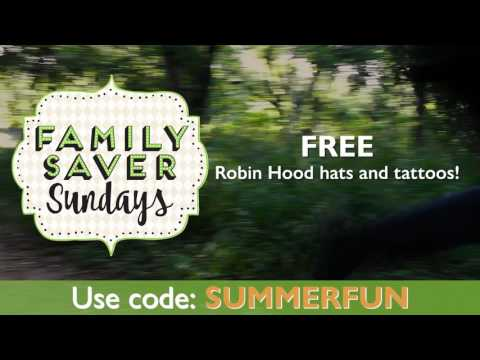 HOOD: Family Saver Sundays! | Dallas Theater Center