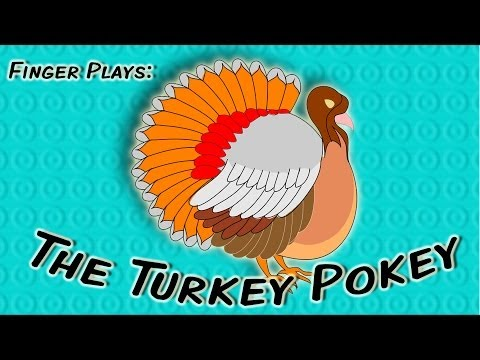 The Turkey Pokey | movement song for children