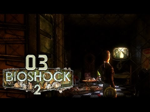 BIOSHOCK 2 🌊 003 • Der ATLANTIC EXPRESS