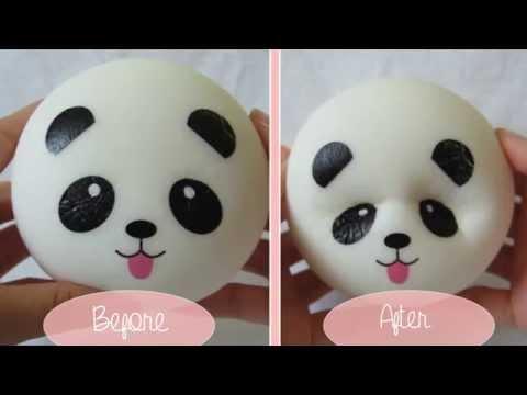 Squishy Package! (panda buns) Doovi