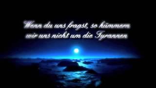 Nasheed Ghuraba mit lyric / Songtext (Deutscher Untertitel)