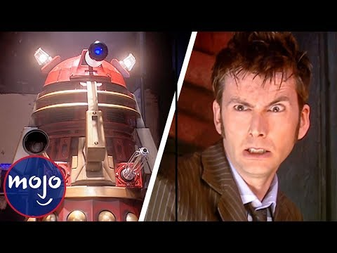 Top10 Dalek Stories From Doctor Who