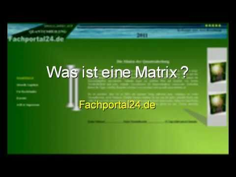 quantenheilung lernen was ist eine matrix youtube. Black Bedroom Furniture Sets. Home Design Ideas