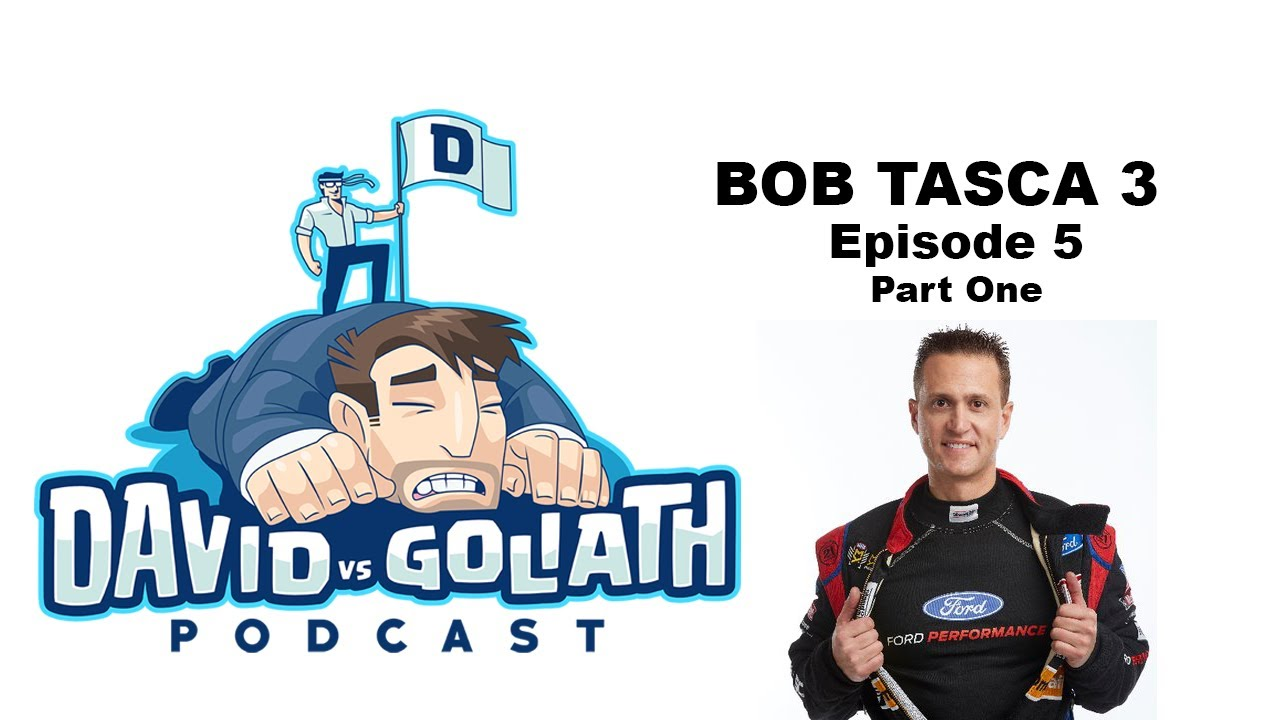 Download David VS Goliath - Season 1- Episode 5 - Part One - Bob Tasca 3 - Time To Musk Up!