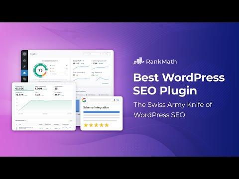 Rank Math - The Most Powerful WordPress SEO Plugin