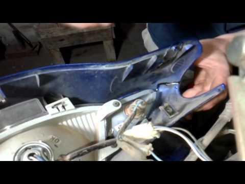 Super Pegamento Para Arreglar Plásticos Cachas De Moto Youtube